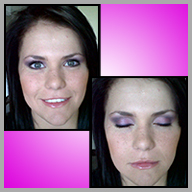 Beautiful Makeup before after